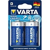 Varta Varta Batterijen mono d 2stuks high energy alkaline