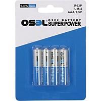 Osel Batterijen Power Micro 4 stuks - 1,5 volt
