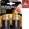 Duracell Duracell Batterijen plus alkaline baby