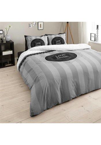 Dreamhouse Bedding Love of Dream Grey