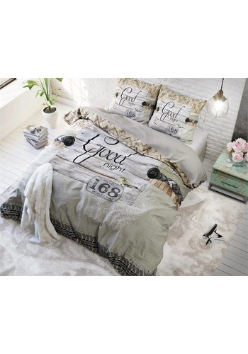 Sleeptime Housse couette  Goodnight 2 Beige