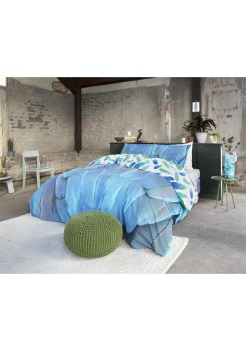 Dreamhouse Bedding Sky Feathers Turquoise