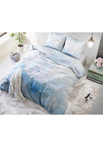 Sleeptime Dekbedovertrek Dream Blue
