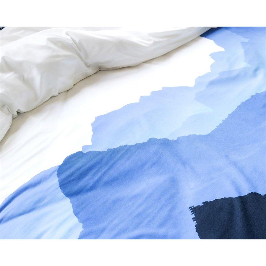 Dekbedovertrek Mountains of Madagascar Blue