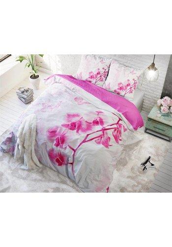Sleeptime Dekbedovertrek Dream Orchid Pink