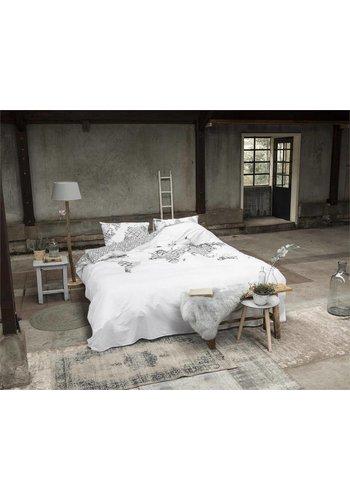 Dreamhouse Bedding Vintage World White