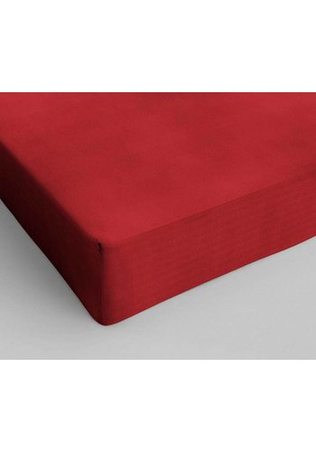 Dreamhouse Drap Dreamhouse Bedding Linge de coton Rouge