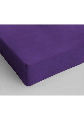 Dreamhouse Bedding Dreamhouse Bedding Katoen Hoeslaken Purple