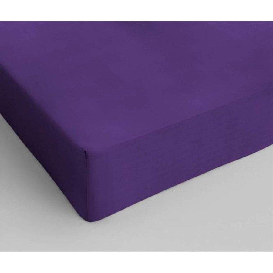 Laken Dreamhouse Bedding Katoen Hoeslaken Purple