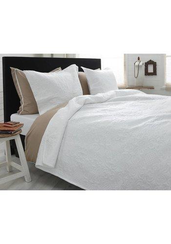Sleeptime Bedsprei Clara White