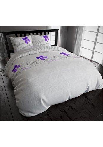 Sleeptime Dekbedovertrek COT Tresors White