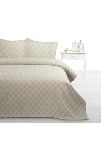 Fancy Embroidery Bedsprei SPR FCY Adele A creme