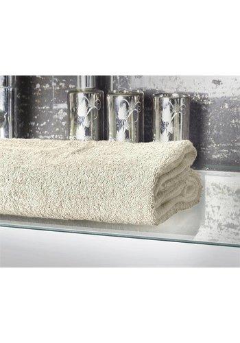 Home Living Badtextiel Handdoek Cream (1 in 1 pack)