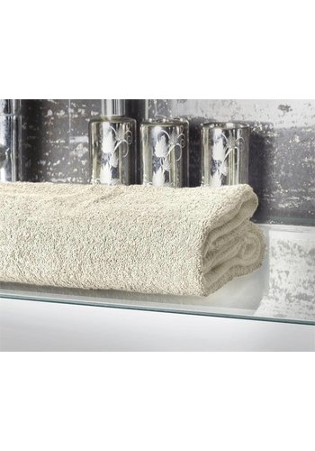 Home Living Badtextiel Handdoek creme (1 per pak)