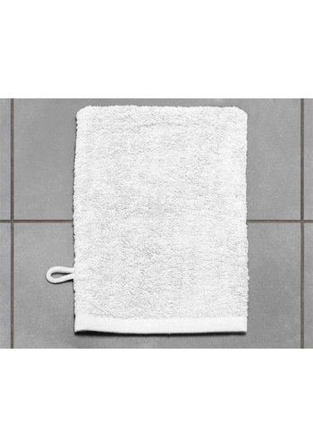 Home Living Badtextiel Washand White (3 in 1 pack)