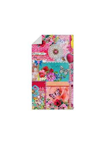 So Cute Badtextiel Handdoek Nynke multi