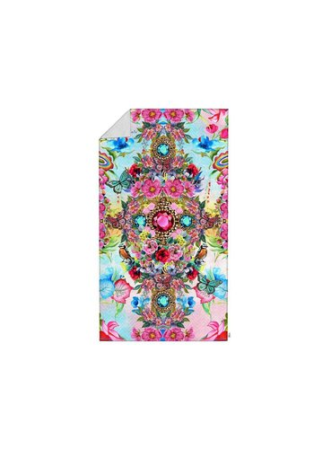 So Cute Badtextiel Serviette Faith Multi