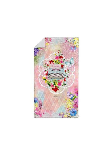 So Cute Badtextiel Serviette Isa Multicolore
