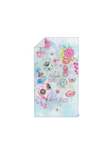 So Cute Badtextiel Serviette  Jetje Multiclore