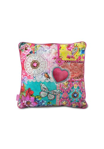 So Cute Coussin  Nynke Multicolore