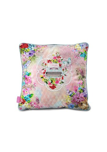 So Cute Coussin Isa Multicolore