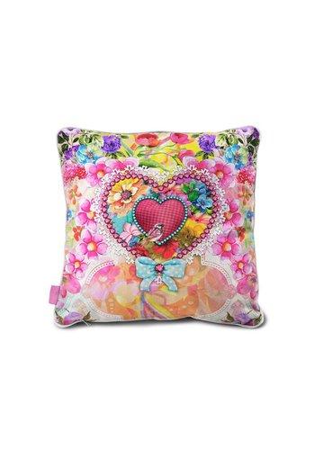 So Cute Coussin Lizzy Multicolore