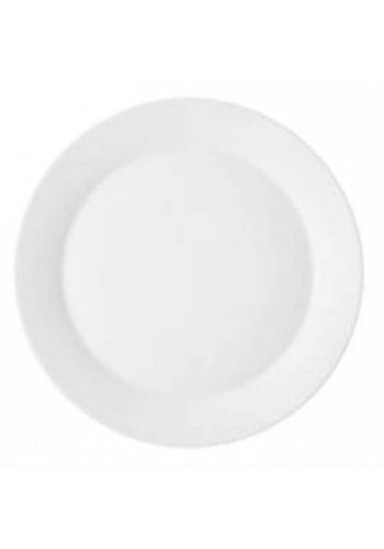 Neckermann Neckermann 4x assiettes à dîner 26,6 cm blanc