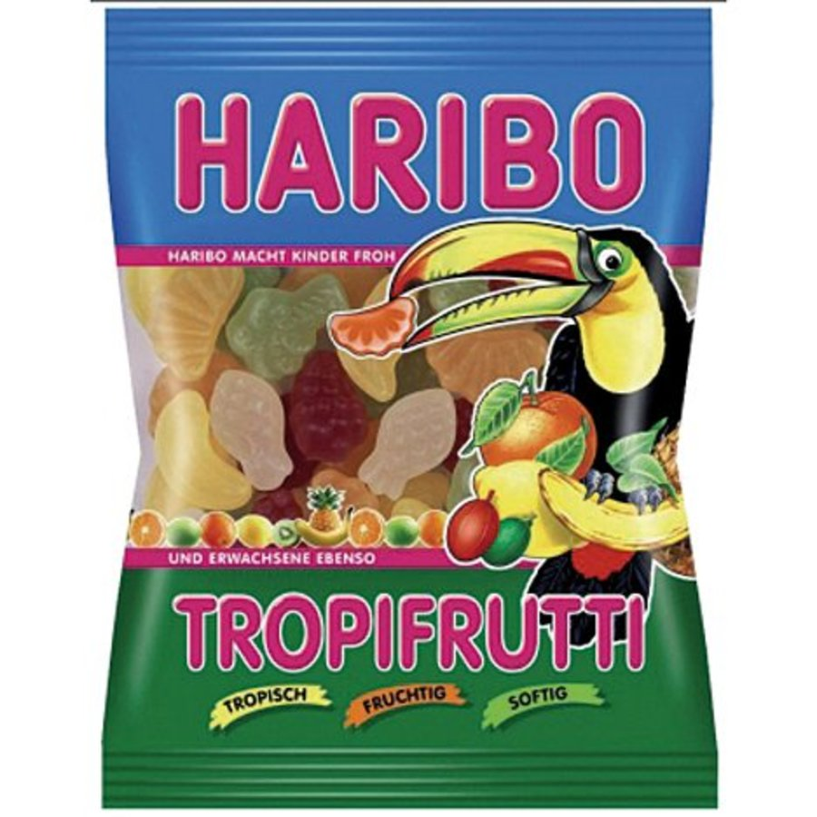 Tropisch fruit - 100gr