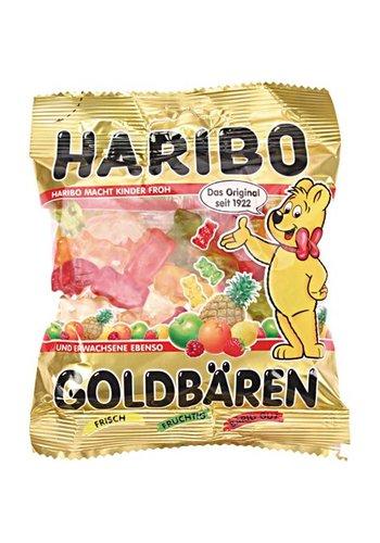 Haribo Haribo Goudberen 100gr
