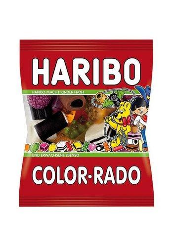Haribo Haribo Colorado Mélange de bonbons au réglisse 100 gr