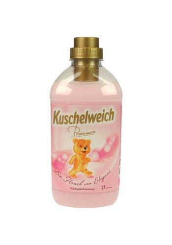 Kuschelweich Wasverzachter 750ml premium elegantie