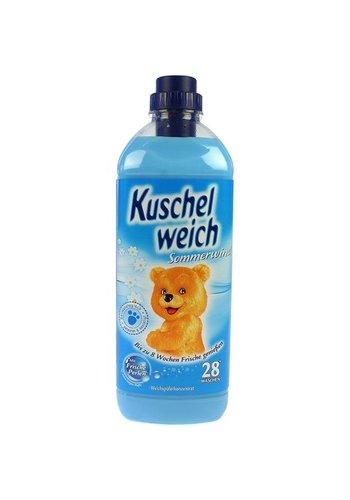 Kuschelweich Kuschelweich Wasverzachter 1 liter zomerwind