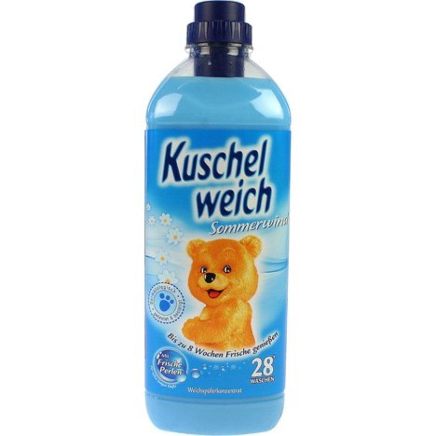 Kuschelweich Wasverzachter 1 liter zomerwind