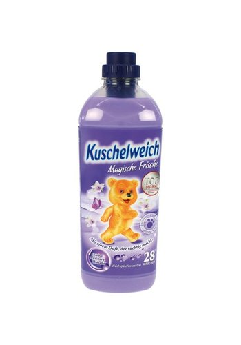 Kuschelweich Kuschelweich Wasverzachter 1 liter magisch fris
