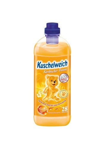 Kuschelweich Weichspüler 990ml Karibik Traum