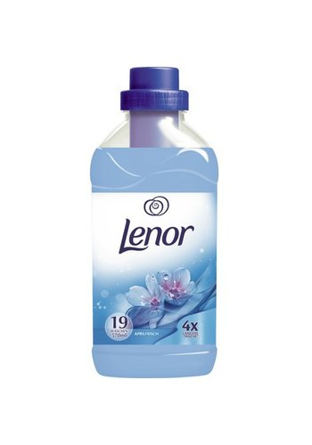 Lenor Wasverzachter 570ml april fris 19wl