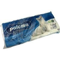 Paloma Toiletpapier 3-laags 10x150 stuks decor