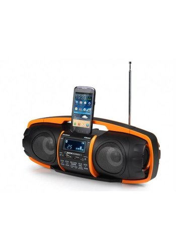 AudioSonic AudioSonic Beatblaster oranje