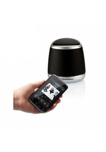 AudioSonic AudioSonic Haut parleur noir