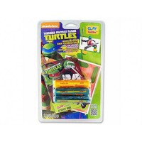Neckermann Teenage mutant Ninja Turtles plasticine groen