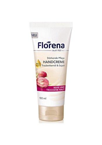 Florena Handcrème - Druivenpitolie tube - 100 ml