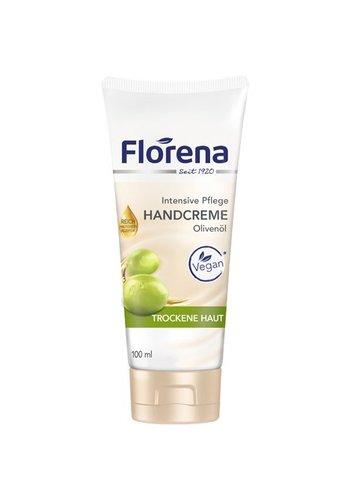 Florena Florena crème pour les mains Huile d'olive tube 100ml