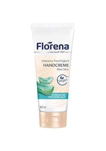 Florena Florena Handcrème 100 ml Aloe Vera tube