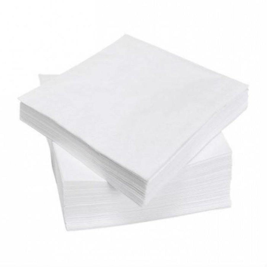 Neckermann Servetten 100 stuks wit