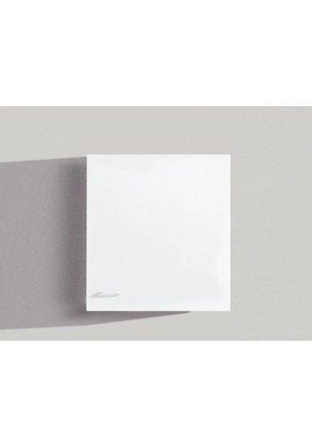 Maxmeubels Bovenkast Ringo 1 deur wit Wit