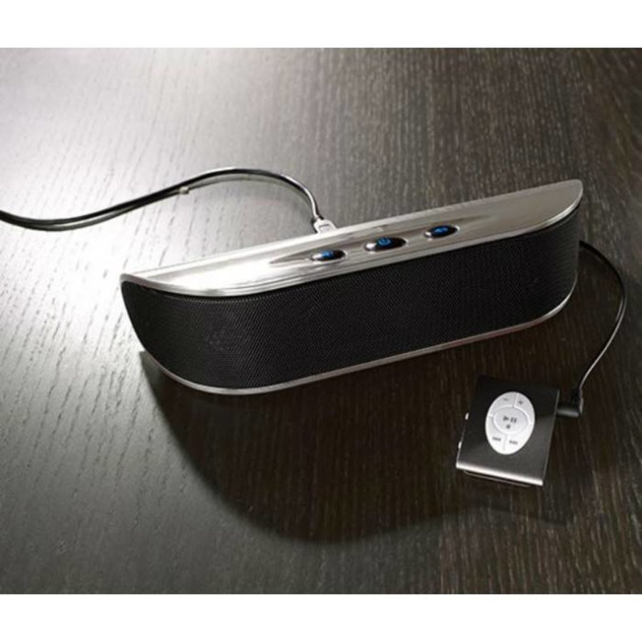 Neckermann Draagbare speaker  zilver