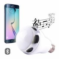 Neckermann Farbige LED-Licht Bluetooth Lautsprecher