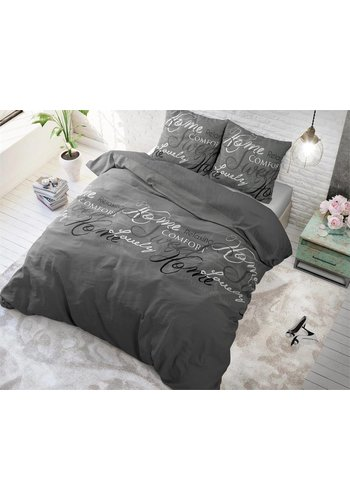 Sleeptime Housse couette  ST Royal Luxury Gris