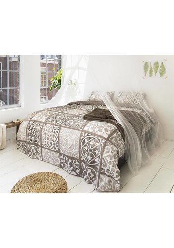 Dreamhouse Bedding Housse couette  Alhambra Taupe