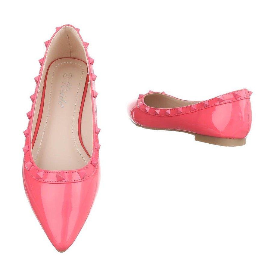 Dames ballerinas rose